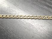 "18"" Gold Link Chain 14K Yellow Gold 9.9g"